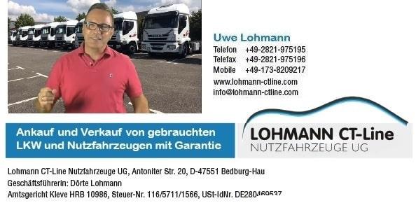 Lohmann Trucks LKW Ankauf LKW Verkuaf Nutzfahrzeuge Ankauf Nutzfahrzeuge Verkauf Baumaschinen Ankauf Baumaschinen Verkauf